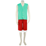 Picture of Best One Piece D. Monkey Luffy Anime Cosplay Costumes Online Store