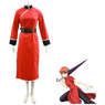 Picture of Buy Gintama Silver Soul Kagura Cosplay Costumes Online Store
