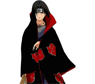 Picture of Best Japanese Naruto Itachi Uchiha Cosplay Wigs For Sale mp000802