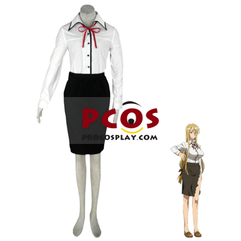 Picture of Highschool of the Dead Marikawa Shizuka  Cosplay Outfits Online Store