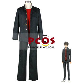 Picture of Best Highschool of the Dead Komuro Takashi  Cosplay Costumes Online Sale