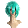 Picture of Vocaloid Mikuo Cosplay Costumes && Headphone && Wig