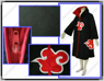 Picture of Naruto Itachi Uchiha Cosplay Costumes Outfits For Sale