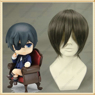 Picture of 32cm Short Black Black Butler Kuroshitsuj Ciel Phantomhive Cospaly Wig mp000693