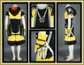 Picture of Kingdom Hearts Sora Yellow Cosplay Costumes Online Sale