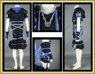 Picture of Kingdom Hearts Sora Black Cosplay Costumes Online Sale