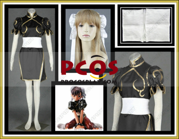 Picture of Best Street Fighter Chun Li Cosplay Costumes For Sale