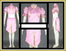 Picture of Street Fighter Chun Li Pink Cosplay Costumes
