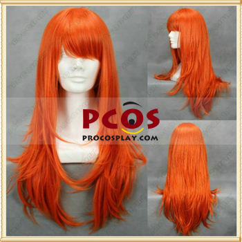 Picture of Best One Piece Nami Cosplay Wig For Sale mp003918