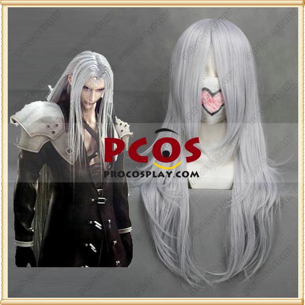 Final Fantasy Vii Sephiroth Cosplay Wig Mp001980