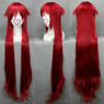 Picture of Kuroshitsuji Black Butler Grell Sutcliff Cosplay Wig mp000333