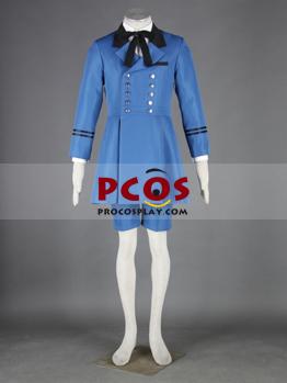 Picture of Buy Black Butler Kuroshitsuji Bule Ciel Phantomhive Cosplay Costumes mp000178