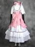 Picture of Black Butler-Kuroshitsuji Red Ciel Phantomhive Cosplay Costumes Dress mp000145