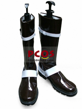 Picture of D.Gray-man Lavi Cosplay Boots Shoes PRO-115