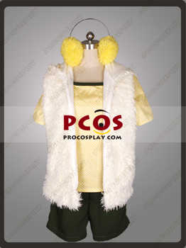 Picture of Vocaloid Kaito Happy Synthesizer Cosplay Costume y-0770