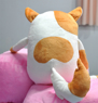 Picture of Adventure Time Cake Dog Cosplay Anime  Plush Doll