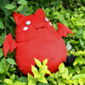Picture of BlazBlue Rachel Alucard Red Bat Cosplay Plush Doll