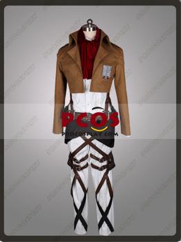 Picture of Attack on Titan Shingeki no Kyojin Mikasa Ackermann Cosplay Costume mp000733