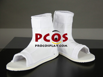 Picture of Naruto White Ninja Shoes Cosplay mp002690