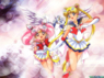 Picture of Sailor Moon Tsukino Usagi plastron Cosplay III