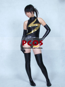 Picture of The Flash Shiny Metallic Zentai Suit mp004279 Women Version