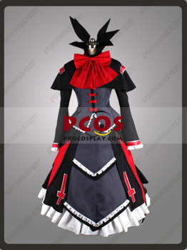 BlazBlue Hazama Yuki Terumi Cosplay Costume Any Size////DR