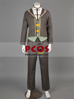 Picture of Avatar The Legend of Korra Season 2 Bolin wedding Suit Cosplay Costume mp001059