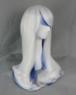 Picture of Gugure! Kokkuri-san Kokkuri-san White and Blue   Cosplay  Wigs 345A
