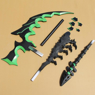 Picture of Best Vocaloid Black Rock Shooter Green Miku's Accessories     mp001285