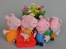 Picture of Peppa Pig full family plush dolls