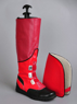 Picture of Captain America Cosplay Boots Shoes mp000732