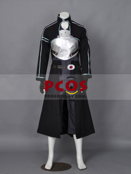 Picture of Sword Art Online 2 Phantom Bullet Gun Gale Online Kirito Cosplay Costume mp001452
