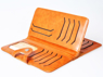 Picture of Naruto Konohagakure Brown Wallet  for Cosplay