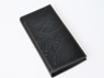 Picture of Naruto Akatsuki Organization Black Wallet with Lucky Clouds Pattern mp001710