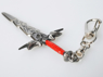 Picture of World of Warcraft Rivendare's Sword Cosplay Key Chain