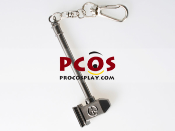 Picture of World of Warcraft Mountain King's Hammer Key Chain