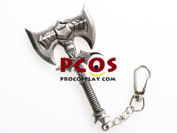 Picture of World of Warcraft Scavengers's Axe Cosplay Key Chain