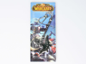 Picture of World of Warcraft Metal Shadowmourne Cosplay Key Chain