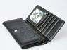 Picture of  Anime Bleach Ichigo Kurosaki Black Wallet for Cospaly