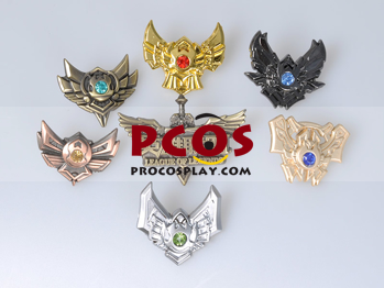 Picture of Ready to Ship League of Legends  Glory Badgets for Cosplay mp001600