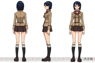 Picture of Maria Holic Senior Girl's High School Cosplay Uniforms