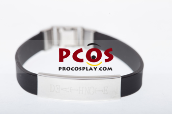 Picture of New Style Death Note Cosplay Bracelet