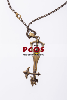 Picture of Kingdom Hearts Cosplay Necklace  Ver A
