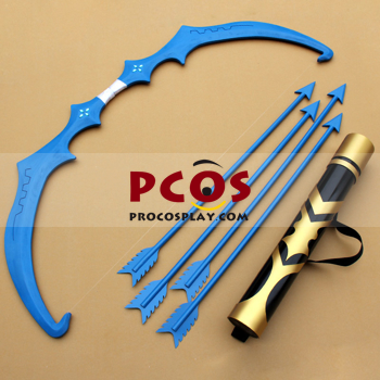 Picture of New Style League of Lengends Ashe·The Frost Archer Cosplay Bow and Arrow mp001753