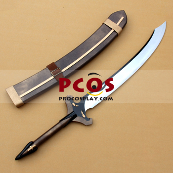 Picture of Tales Of The Abyss Asch Luke fone Fabre Cosplay Dagger mp001758