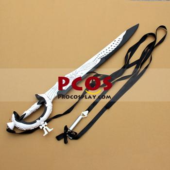 Picture of Drakengard Zero Cosplay White Sword mp001762