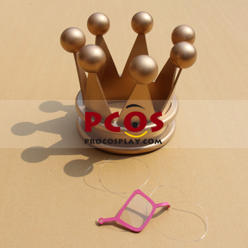 Picture of One Piece Sugar Cosplay Crown and Goggles mp001771