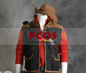 Picture of Team Fortress 2 Sniper Cosplay Vest And Strap