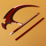 Picture of New Version Pandora Hearts Blood-stained Black Rabbit Alice Cosplay Sickle mp001797