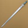 Picture of Sword Art Online GGO Mother's Rosario Yuuki Asuna Cosplay Long Sword mp001802